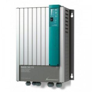 Caricabatterie Mass 24/75-C (230V)