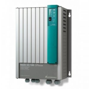 Caricabatterie Mass 24/100 3phase 3x400V