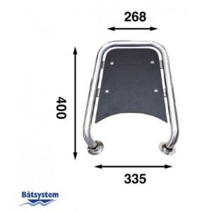 Bompresso per barche a motore 16'-22' Blackline